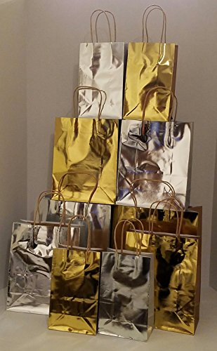 holiday-gift-bags-gold-silver-hot-stamp-3-different-sizes-included-set-of-20-holiday-bags