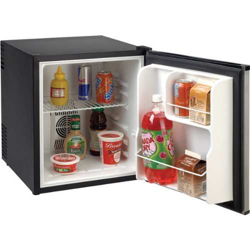 Avanti SHP1712SDC-IS Superconductor Refrigerator AC/DC with Stainless Steel Door, Black (12volt Dc Refrigerator compare prices)
