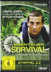 Abenteuer Survival - Staffel 1.1 [2 DVDs] von Polyband/WVG