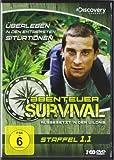 DVD Cover 'Abenteuer Survival - Staffel 1.1 [2 DVDs]