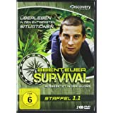 """Abenteuer Survival - Staffel 1.1 [2 DVDs]von """"Bear Grylls"""""""