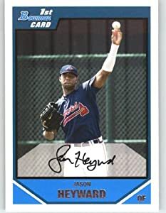 2007 Bowman Draft Draft Picks # BDPP54 Jason Heyward (RC) - Atlanta Braves - Rookie... by Bowman