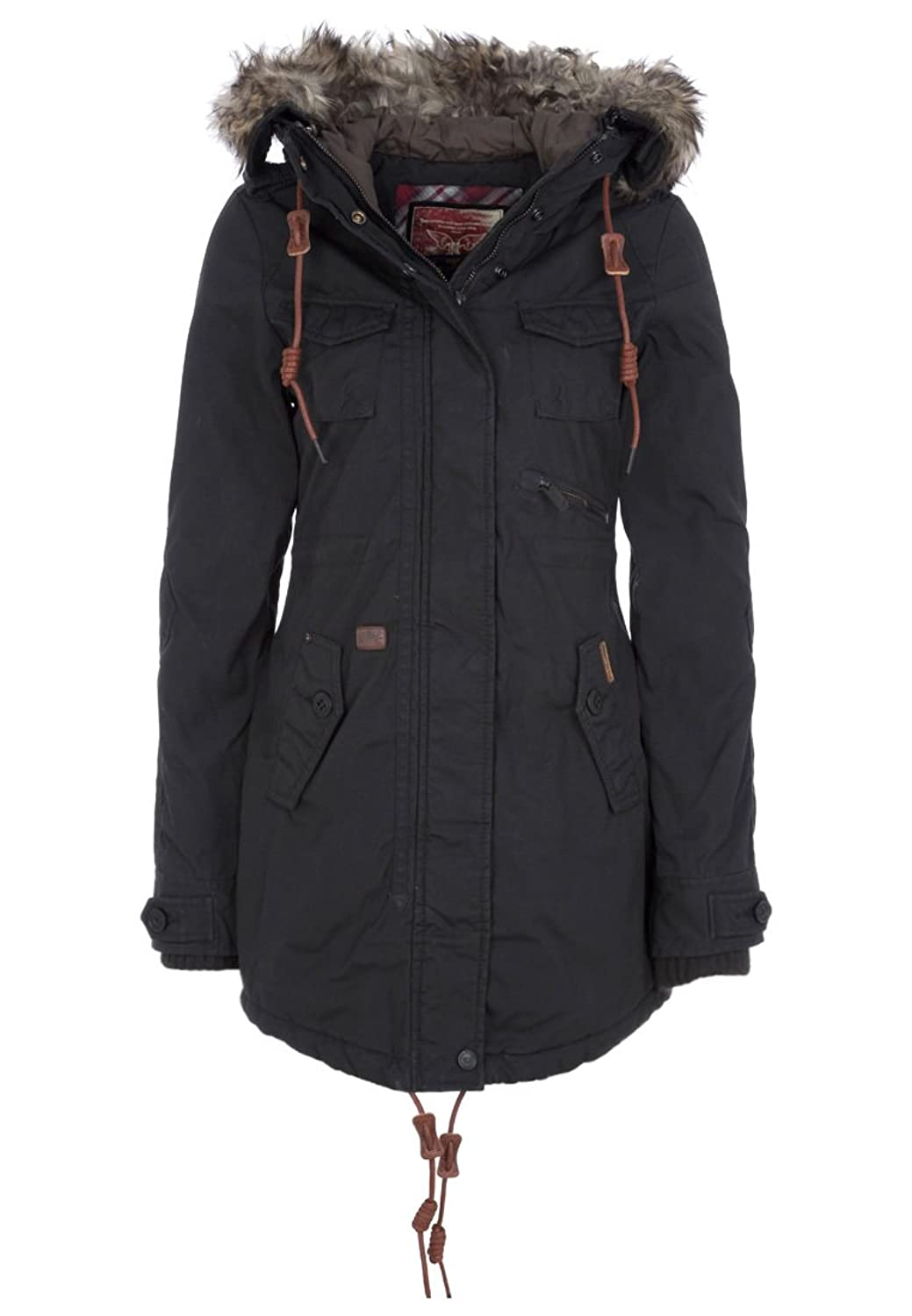 Khujo Damen Parka Steel 1103CO günstig