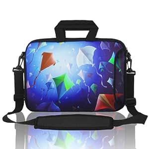 1717.317.4Kite Pattern Laptop Sleeve Shoulder Bag Case for HP