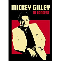 Mickey Gilley - In Concert