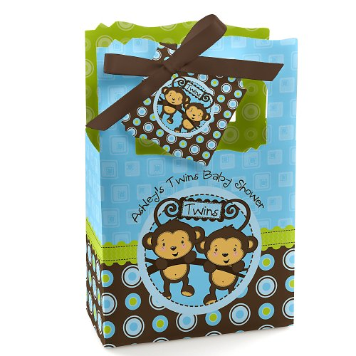 Baby Shower Favors For Twins