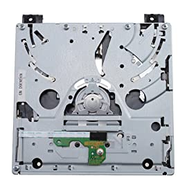 AGPtek® Brand New DVD Drive Replacement Repair Parts for Nintendo Wii