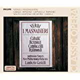 Verdi: I Masnadieri (2 CDs)