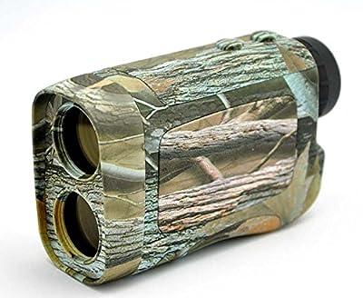Visionking Range Finder 6x25 Laser Rangefinder for Hunting Rain Golf Model 600m (Camo) from Visionking Optical