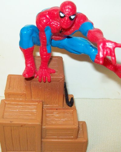 Picture of Applause Spiderman PVC Figure (B001O8RUPK) (Spider-Man Action Figures)