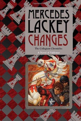 Image of Changes: Volume Three of the Collegium Chronicles (A Valdemar Novel) (Valdemar: Collegium Chronicles)