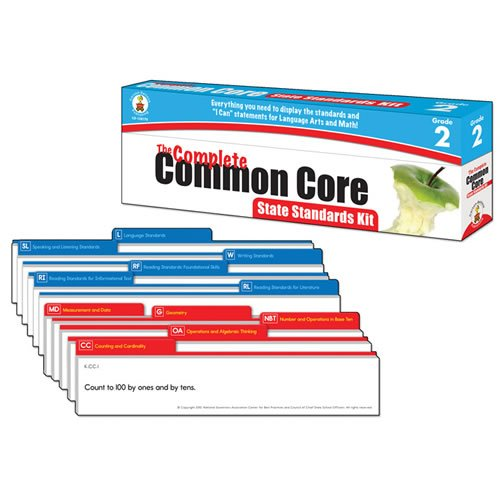 Gr 2 The Complete Common Core State Standards Kit