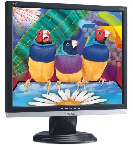 """ViewSonic VA926 - Écran LCD - TFT - 19"""" - 1280 x 1024 - 300 cd/m2 - 1000:1 - 2000:1 (dynamique) - 5 ms - DVI-D, VGA - n"""