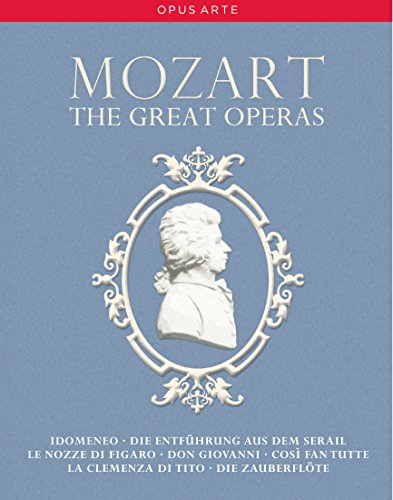 Mozart: The Great Operas [14DVDs]