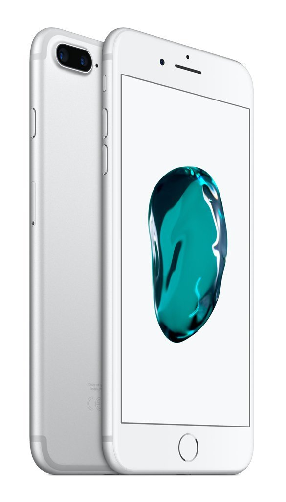 Deals on Apple iPhone 7 Plus (Silver, 256GB)