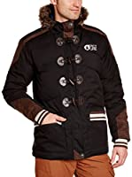 PICTURE ORGANIC CLOTHING Chaqueta Impermeable Between (Negro)