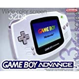 Nintendo Game Boy Advance - White