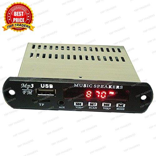 Buy Mini Stereo Audio Lifier Mp3 Playercard Usb Fm Radio Aux Rhpaisawapas: 12 Volt Radios With Speakers At Gmaili.net