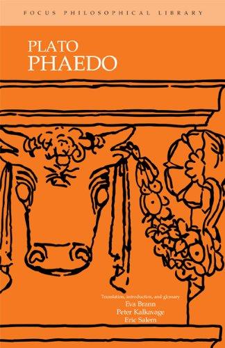 Plato : Phaedo (Focus Philosophical Library)
