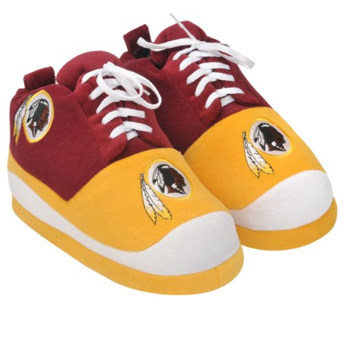 NFL Washington Redskins 2011 Men's Sneaker Slipper Small