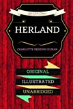 img - for Herland: By Charlotte Perkins Gilman - Illustrated book / textbook / text book