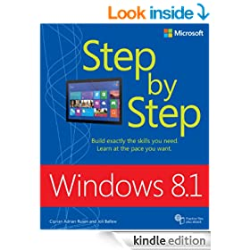 Windows 8.1 Step by Step (Step by Step (Microsoft))