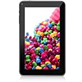 iRULU eXpro X1a 9 Inch Quad Core Tablet PC, Google Android 4.4 Kitkat, 1024*600 HD Resolution, 16GB Nand Flash - Black