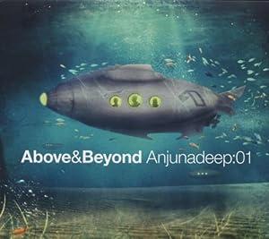 Above & Beyond-Anjunadeep Vol.1