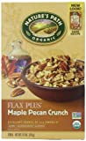 Natures Path Organic Flax Plus Maple Pecan Crunch Cereal, 11.5-Ounce Boxes (Pack of 6)
