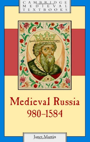 George R. R. Martin - Medieval Russia, 980-1584