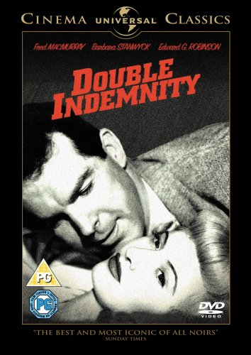 Double Indemnity (1944) [DVD]