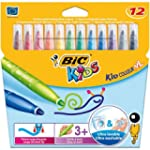 Bic Kids Kid Couleur XL Feutre ultra...