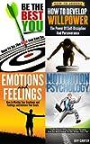 4-Book Bundle: Self Help, Personal Development and Self Improvement Books