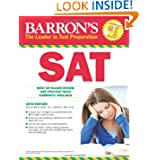 Barron's SAT, 26th Edition (Barron's Sat (Book Only))