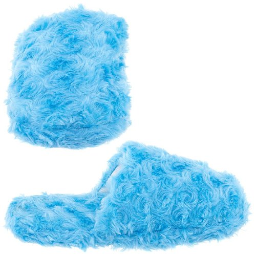 Cheap Aqua Slippers for Women (B005Y4RMT4)