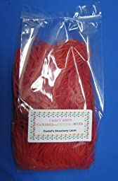 Gustaf\'s Strawberry Licorice Laces 2 Pound Bag