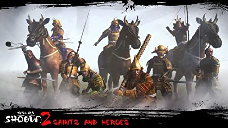 Total War: SHOGUN 2 - Saints and Heroes unit Pack [Download]