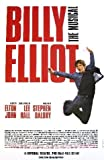 BILLY ELLIOT THE MUSICAL ON BROADWAY REPRODUCTION POSTER 16X12