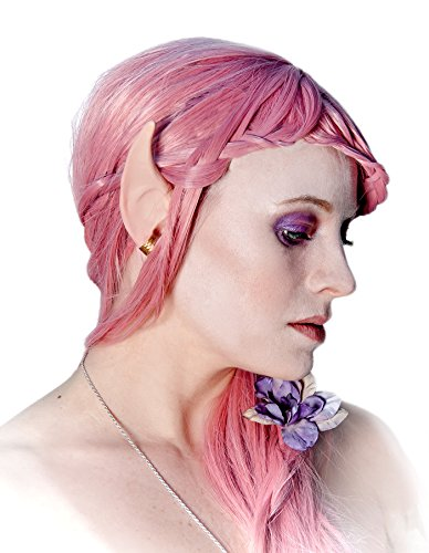 [Aradani Costumes High Elf Ears - Ear Tips] (Lotr Elves Costumes)