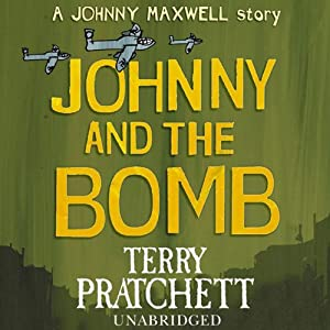 Johnny and the Bomb Audiobook