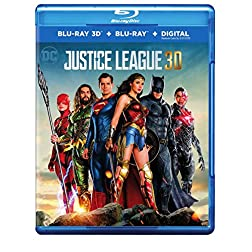 Justice League [Blu-ray 3D + Blu-ray]