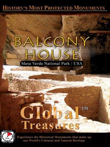 Global Treasures Balcony House Colorado