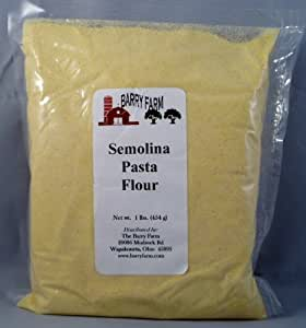Who sells semolina flour