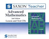 Saxon Advanced Math: Homeschool Teacher CD-ROM Package Second Edition 2008
