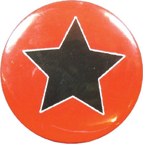 Stylischer Großer Anstecker - Star Of Devil