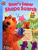 img - for Bear's Super Shape Search (Bear in the Big Blue House (Paperback Simon & Schuster)) book / textbook / text book