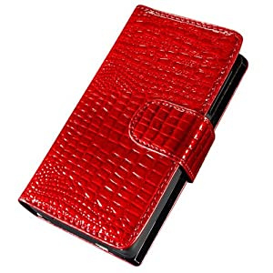 SaFPWR Milano iPhone 4 Battery Case Charger - Retail Packaging - Red