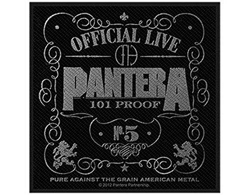 Pantera - 101 Proof - Toppa/Patch