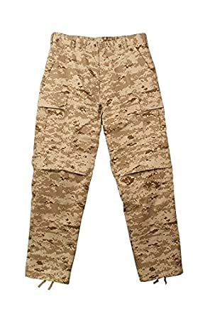 ULTRA FORCE® DESERT DIGITAL CAMO BDU PANT SMALL