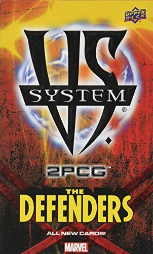 VS System 2PCG: The Defenders (Marvel Knights Vs System compare prices)